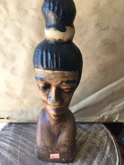 African Wood Sculpture