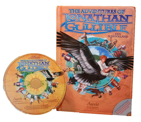 Adventures of Jonathan Gullible Youth Edition with Audio CD