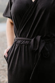 Grove Jumpsuit - Black