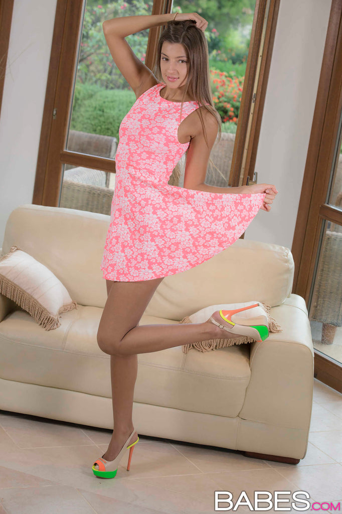 Colorful Smelly and Sweaty High Heels from Shootings  Metart ,W4b,Wowgirls,MelenaMariaRya.
