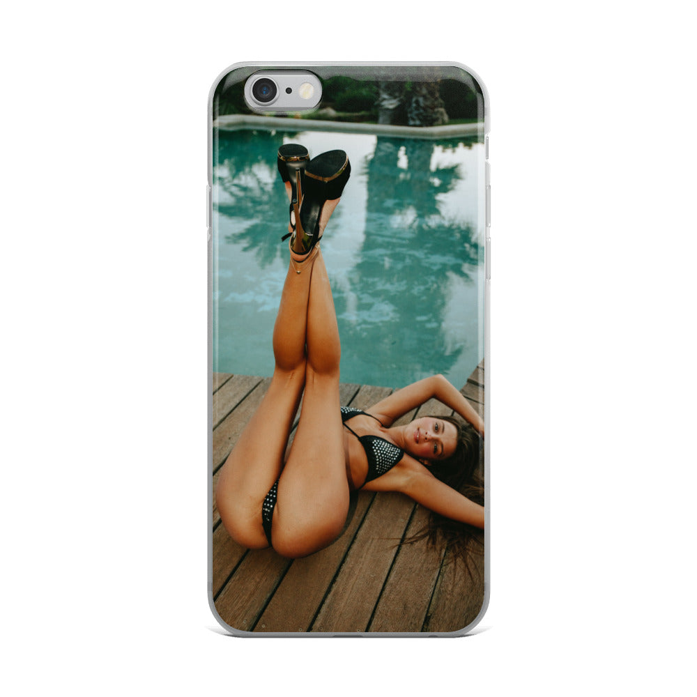 "iPhone Case ""Legs up!"""