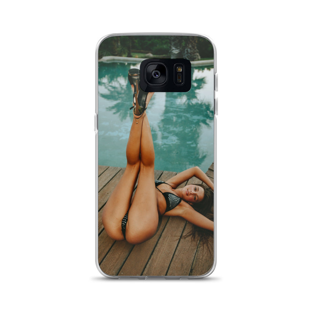 "Samsung Case ""Legs up"""