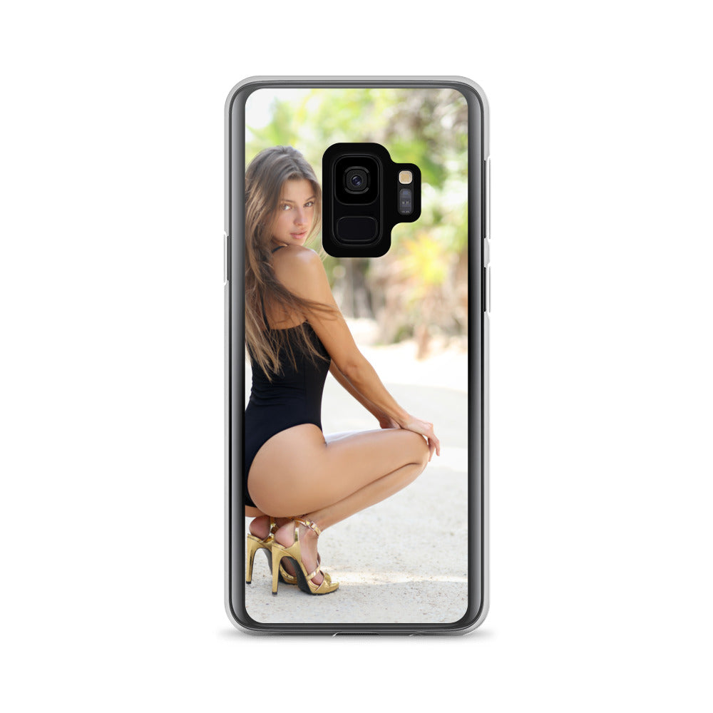 "Samsung Case ""Black Bodysuit"""