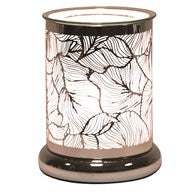 Silhouette Electric Wax Melter (Star, Stag, Tree of Life, Leaves) WAS £20.00 NOW £15.00