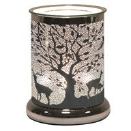 Silhouette Electric Wax Melter (Star, Stag, Tree of Life, Leaves)