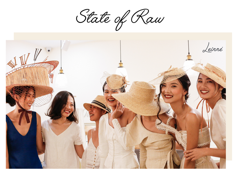 Sự kiện State of Raw