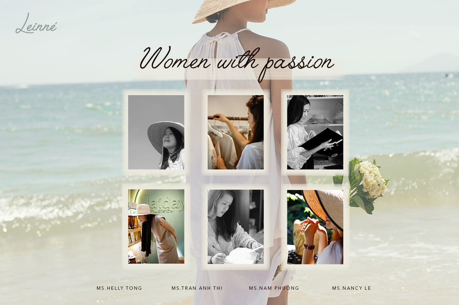 Women with passion