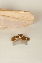 Load image into Gallery viewer, Reflective Pace - Resort 2020, Eco luxury, Clupei hairslide