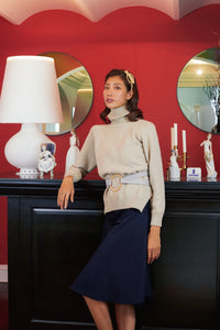 Reflective Pace - Resort 2020, Eco luxury, Maryam Belt, Raffia, Cotton