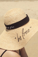 "Load image into Gallery viewer, Riviera Words of love - ""Be Free"""