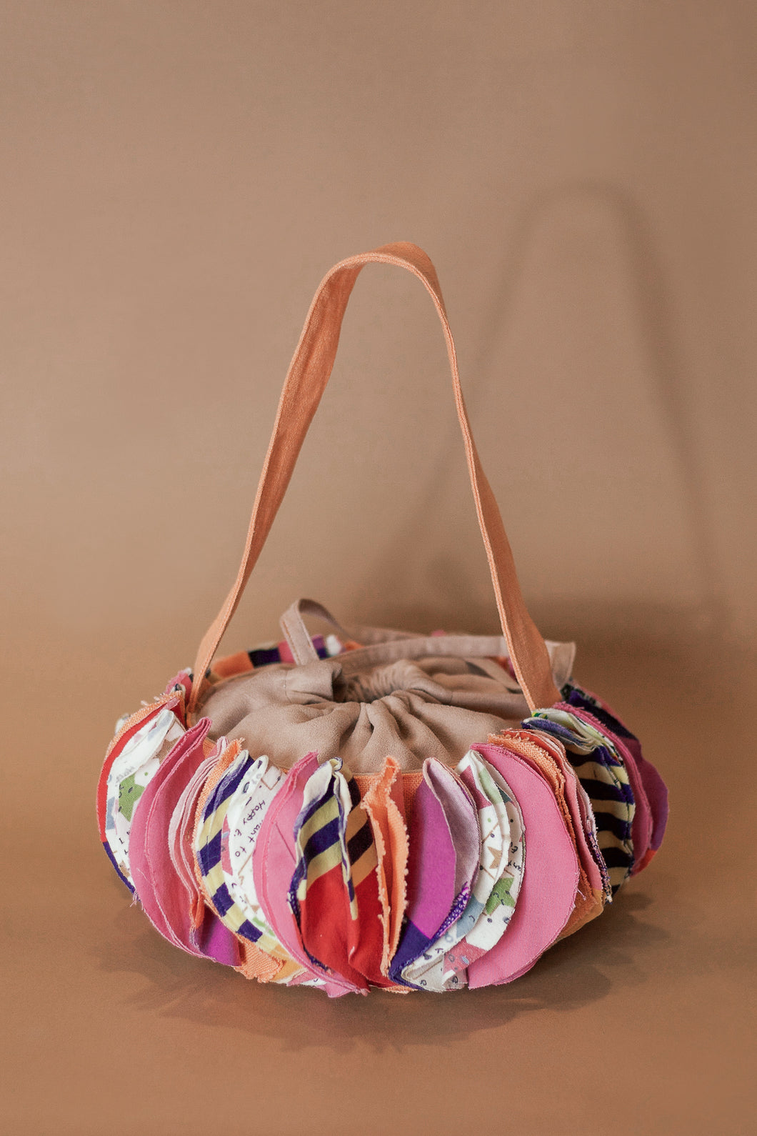 Round Lantern lunch bag - Thao Tam version