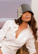 Load image into Gallery viewer, Langley hat; Leinné; Fabric hat; Bucket hat; Eco luxury