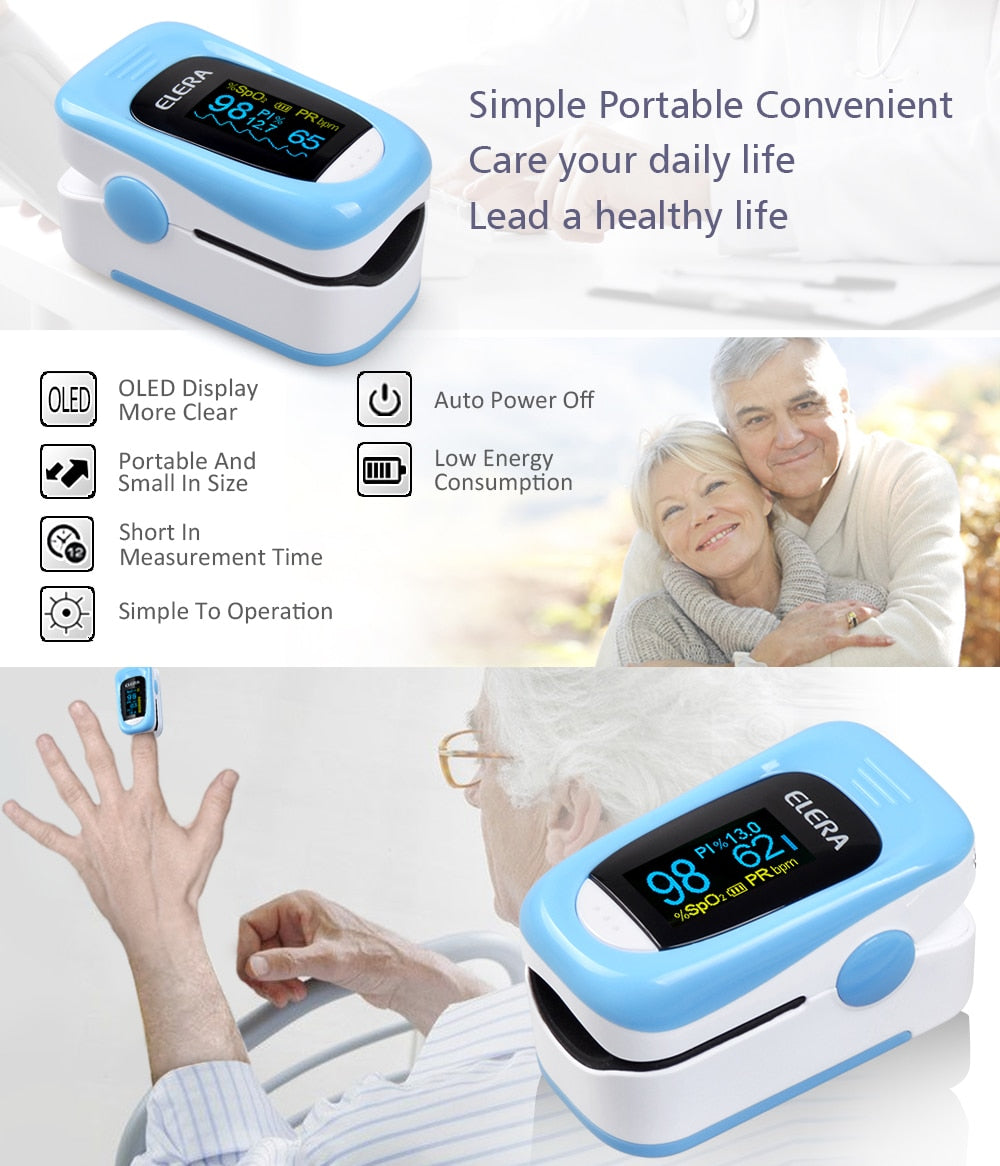 Finger Pulse Oximeter CE/ISO Approved the best promotions.
