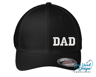 Dad Hat | FlexFit Hat - Sew Vivid Designs