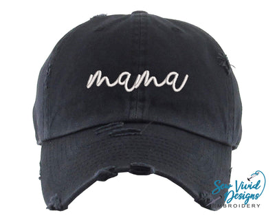 mama hat baseball cap for mother's day gift or christmas gift for mom