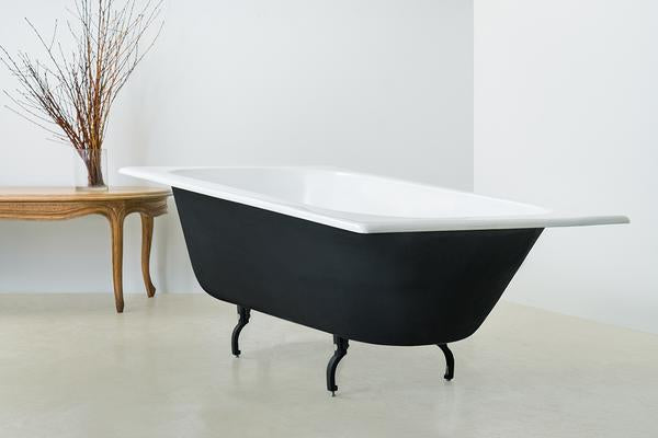 Built In Cast Iron Baths