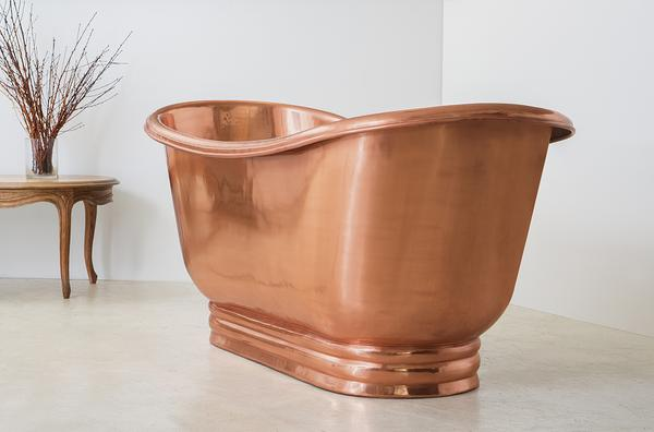Copper Freestanding Baths