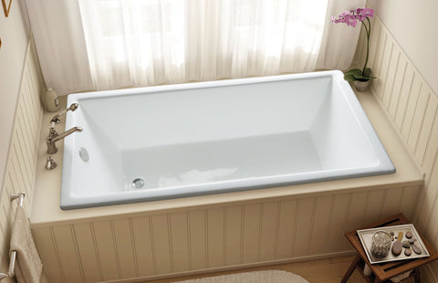 Built In Bath (5)