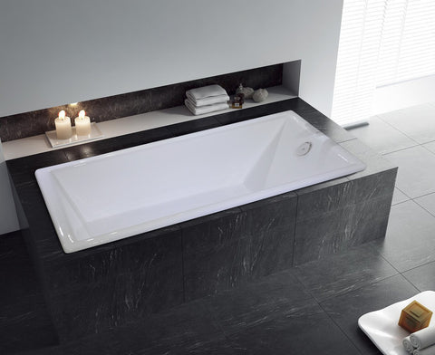 Built In Bath (6)