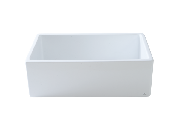 Butler Sink - SMALL - 595 x 475 x 220mm - INCLUDES 1 CHROME WASTE PLUG