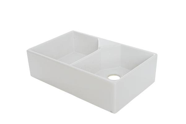 Double Butler Sink - 800 x 500 x 220mm