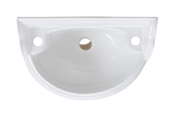 Salcombe Cloakroom Wash Basin