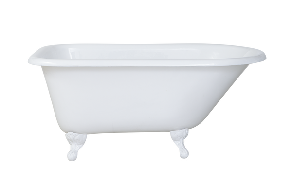 Rustic 1540 - Roll Top Cast Iron Bath