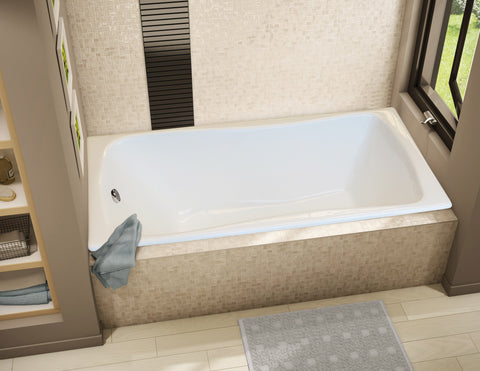 Built In Bath (2)
