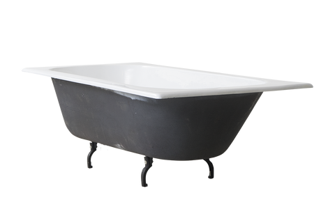 Built-In Cast Iron bath