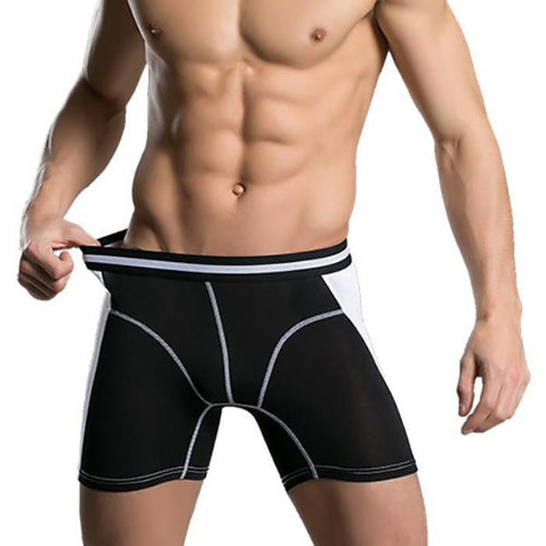 Men's Underwear Modal Plus Sport Boxer