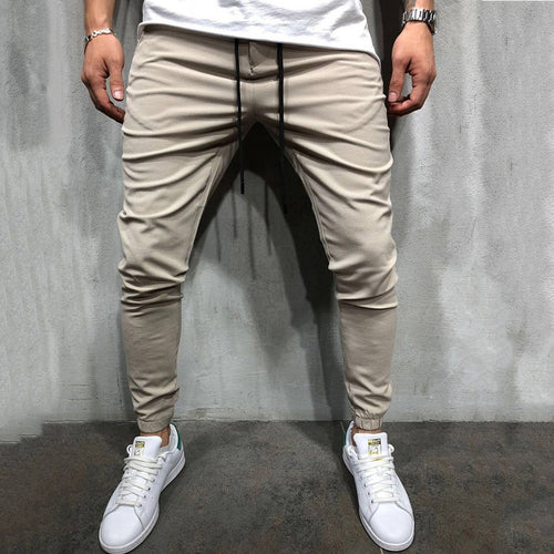 Stretch Casual High Quality   Fabric Trousers Pants