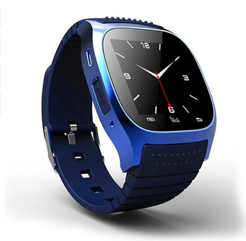 Sport Bluetooth Smart Watch M26 With Dial SMS Remind PedometerPhone