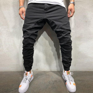Men's Woven Fabric Casual Pants