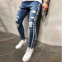 Load image into Gallery viewer, Small Feet Slim Trousers Zipper Jeans