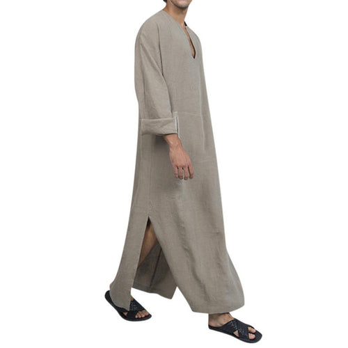 Chic Men's Loose Kaftan 2019