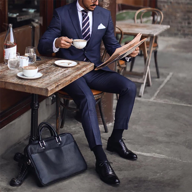 Commuting Casual Slim Fit Formal Suit Set