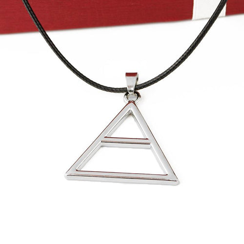 Men's Fashion Personality Geometric Pendant Necklace