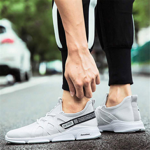 Men's wild trend fashion breathable sneakers sport shoes