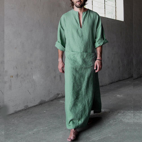 Men's Casual Loose Long Kaftan