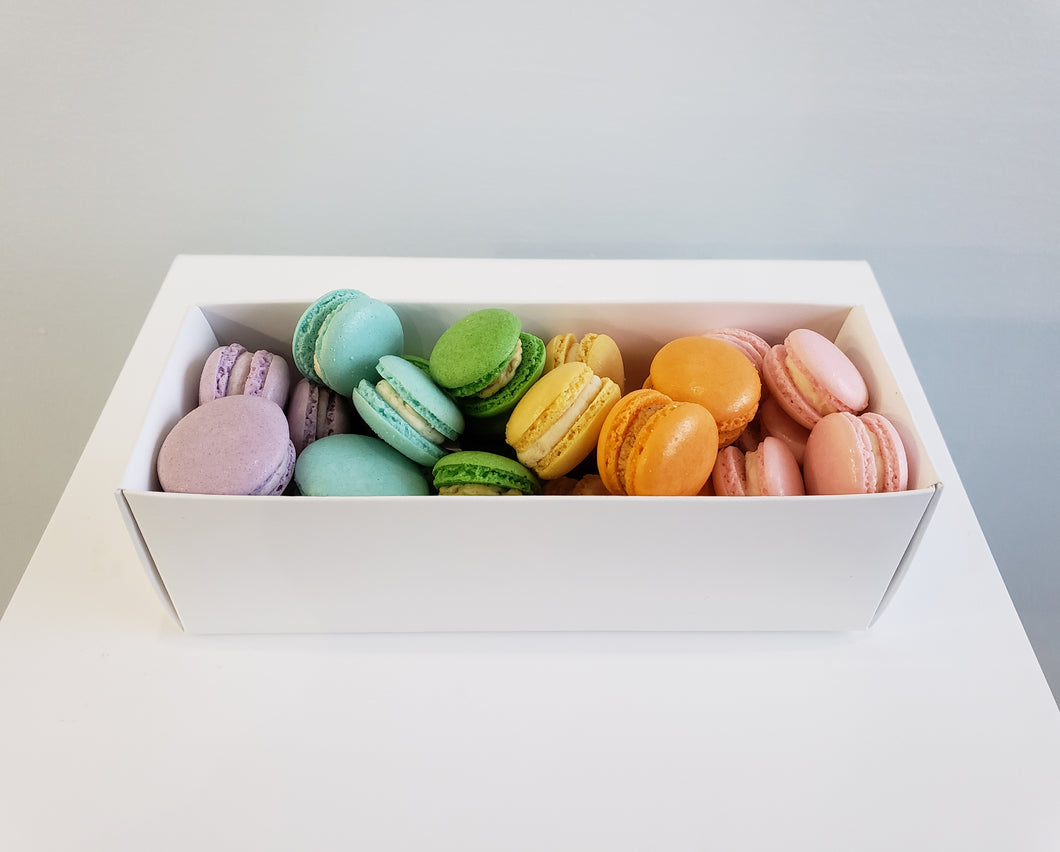 Mini Macarons Small box