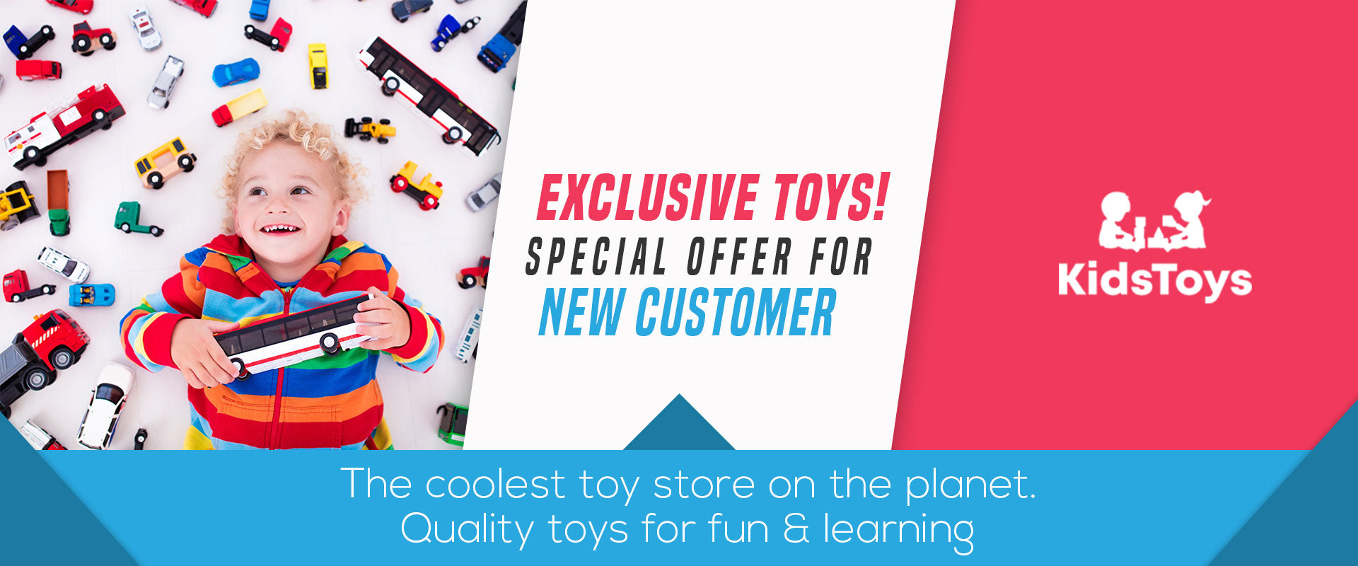 Exclusive Toys for Kids