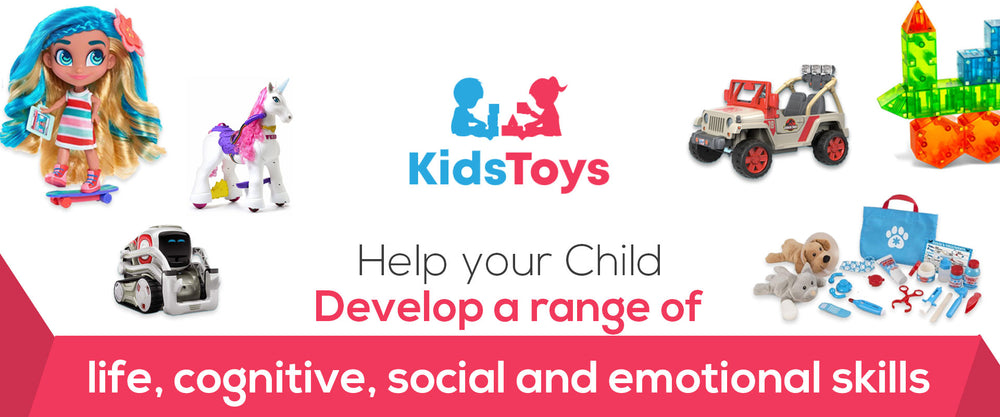 Kids Toys boosting Emotional Skill