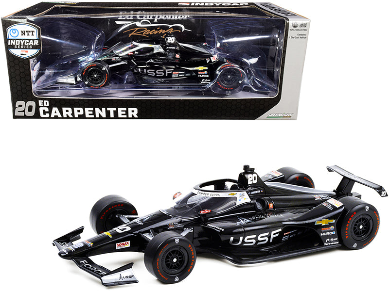 Dallara IndyCar #20 Ed Carpenter