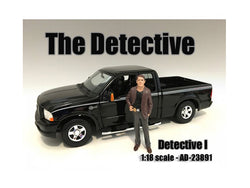 "\The Detective #1"" Figure For 1:18 Scale Models by American Diorama"""