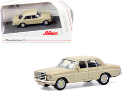 Mercedes Benz 8 Beige 1/87 (HO) Diecast Model Car by Schuco