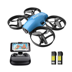 Mini Drone With Camera WiFi Fpv Altitude Hold Headless