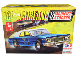 Skill 2 Model Kit 1965 Ford Fairlane Modified Stocker 1/25 Scale Model by AMT