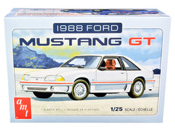 Skill 2 Model Kit 1988 Ford Mustang GT 1/25 Scale Model by AMT