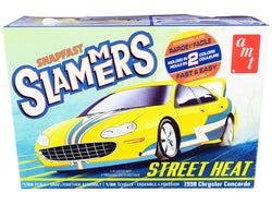 "Skill 1 Snap Model Kit 1998 Chrysler Concorde Street Heat \Slammers"" 1/25 Scale Model by AMT"""