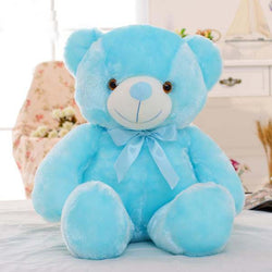 50Cm Creative Light Up Led Teddy Bear Stuffed Animals Plush Toy - Soft Toys